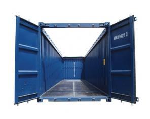 Виды контейнеров - Тоннельный контейнер